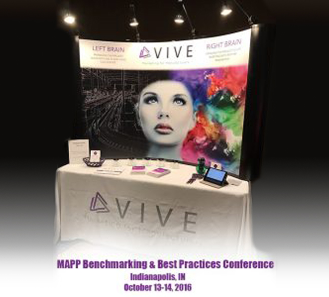 Vive Marketing at MAPP Conference