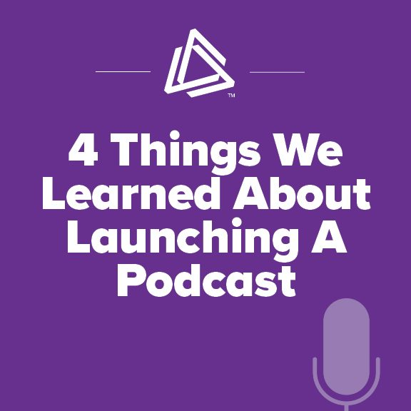 4 Things We Learned About Launching A Podcast by VIVE Marketing