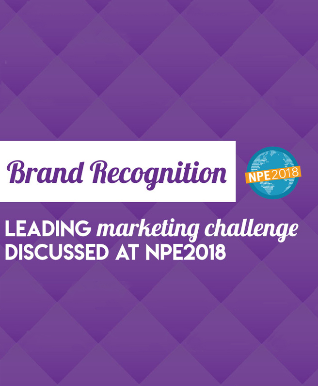 Brand Recognition Graphic by Vive Marketing